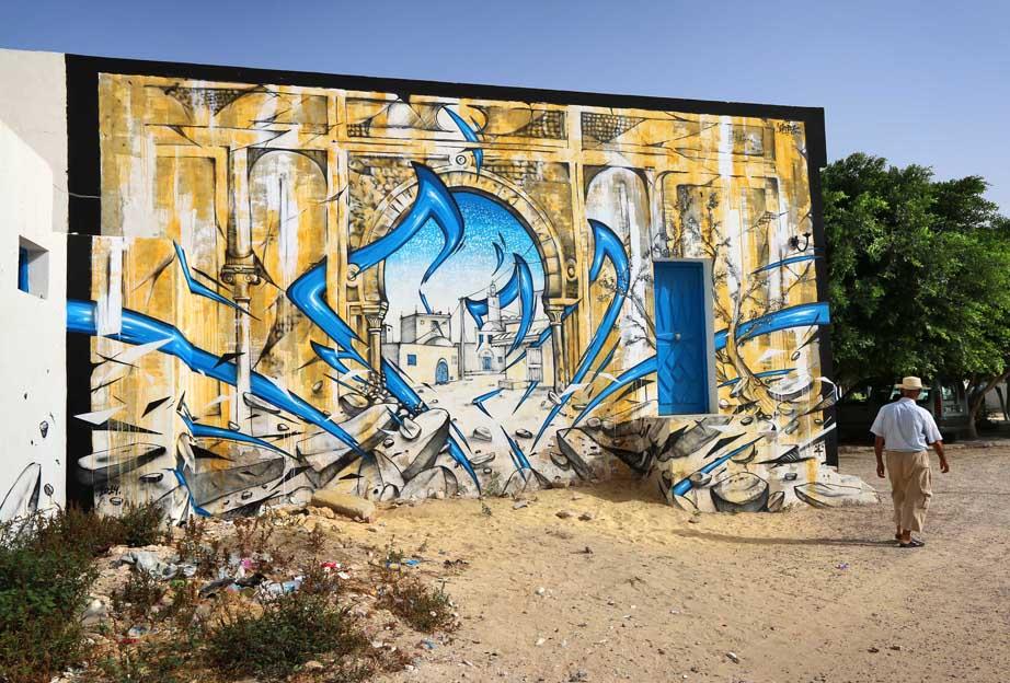 Katre Djerba wall01-net